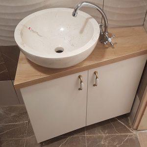 Ormarić za kupatilo 2